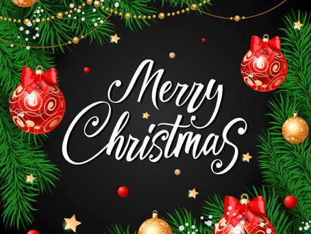 Merry Christmas Pilgrims