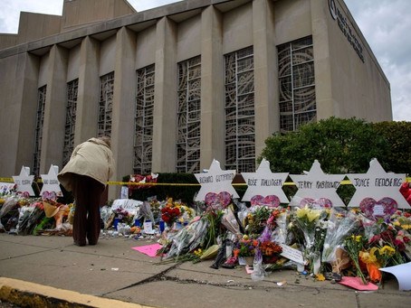 A Letter from Pilgrim to Rabbi Jeffrey Myers and the People of Tree of Life Synagogue