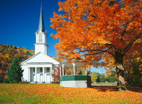 Fall Sermons that Hit the Mark