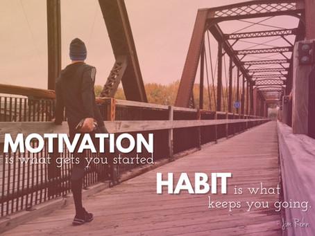 Guest Blog: Coach Susan Sange on Creating New Habits