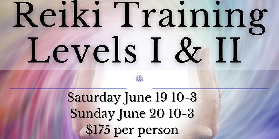 Reiki Level I & II