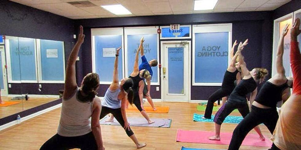 Beginner Yoga Series May 5/ 6,13,20, 27