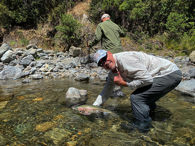 New Zealand Fly Fishing Adventures