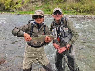 Wellington Fishing