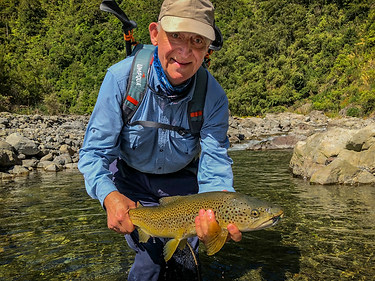 Palmerston North Fly Fishing Guide