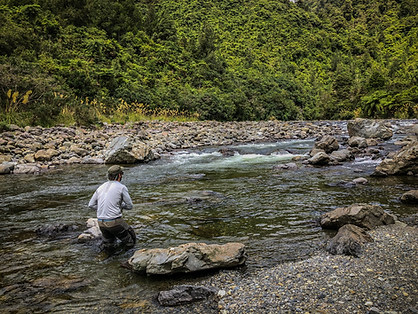 Wellington Trout Fishing Guides