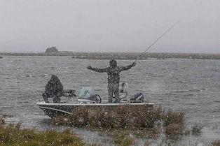 Johnny Gummer NZ Fly Fishing Team