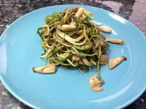 Healthy Pasta…and the Kitchen Gadget that Makes it Possible!