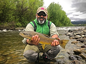 Wellignton Fly Fishing Guides
