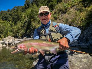 Rangitikei River Fly Fishing