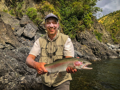 Palmerston North Trout Fishing
