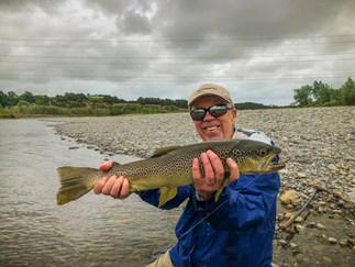 Wellington Trout Fishing Trips