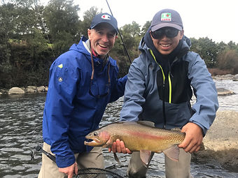 Taupo Fly Fishing Guides