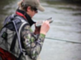 Johnny Gummer Wellington Fly Fishing Guide