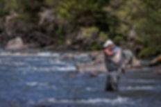 Johnny Gummer New Zealand Fly Fishing G