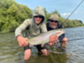 New Zealand North Island Fly Fishing Guides