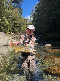 Taranaki Fly Fishing Guide