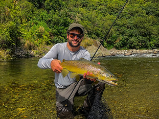 Wellington Fly Fishing