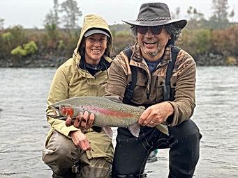 Tongariro River Trout Fishing