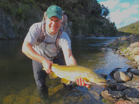 New Zealand Mouse Trout