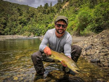 Wellington Fishing Charter