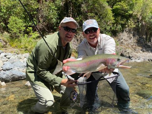 Dry Fly Fishing New Zealand