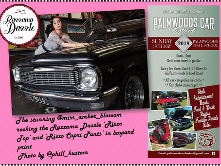 Palmwoods Car Festival 2019