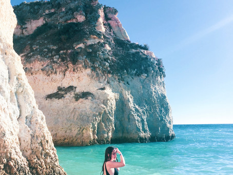 Prainha Village - A small village in Algarve with a private beach