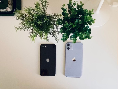 Review: iPhone 11 vs iPhone SE 2020