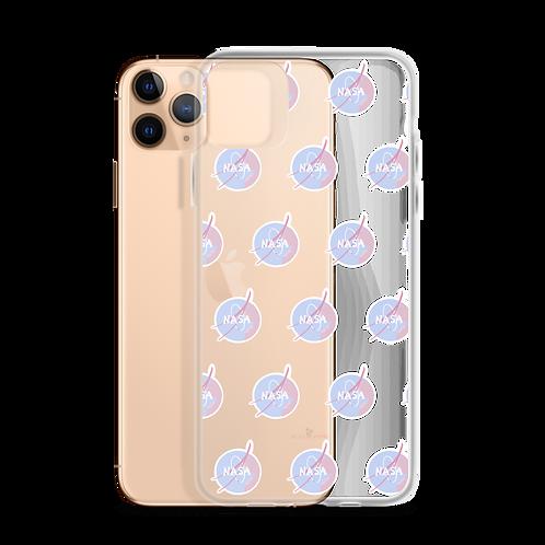 Pastel NASA iPhone Case
