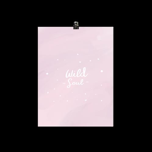 Wild Soul Poster