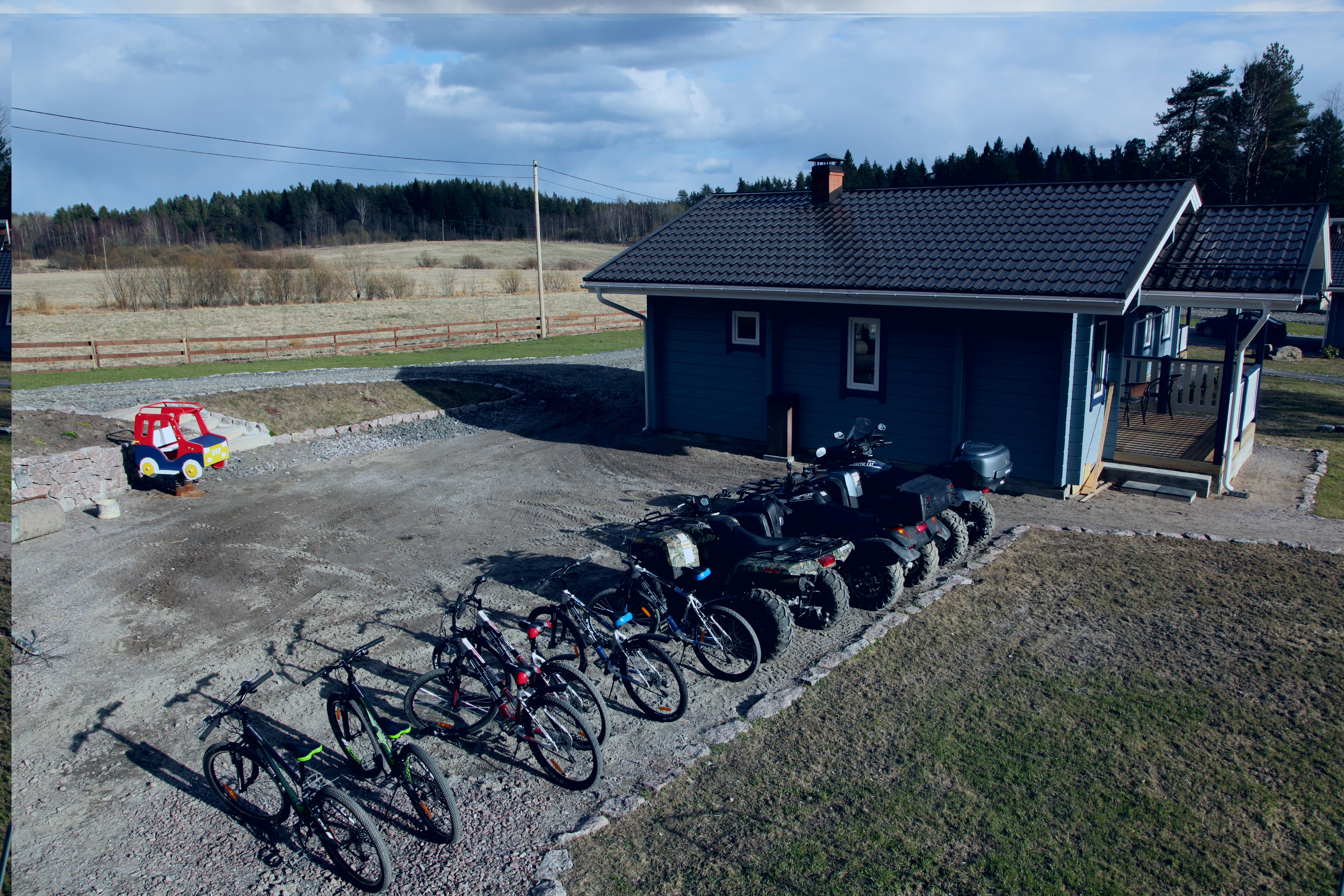 Аренда квадроциклов и велосипедов