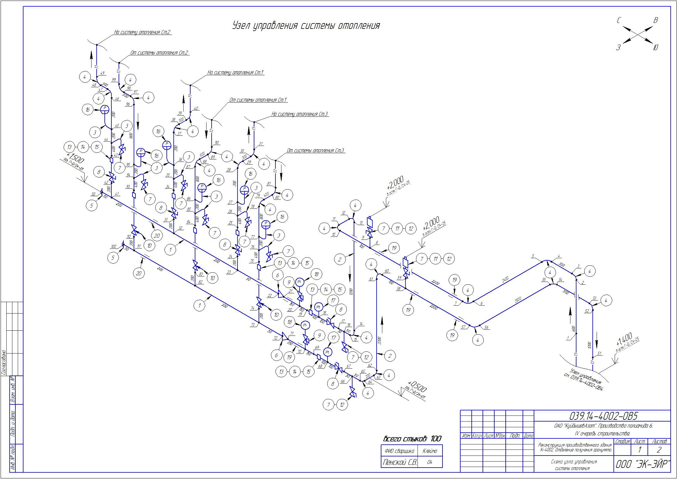 узел управления отопления полиамид(1)