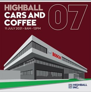 Highball Cars & Coffee #7, 11 Jul 2021