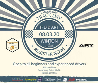 Track Day - March 2020