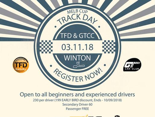 Track Day - November 2018