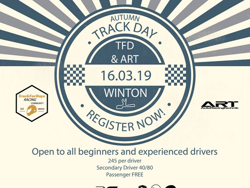 Track Day - March 2019