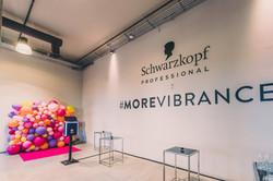 Schwatzkopf Igora Vibrance launch