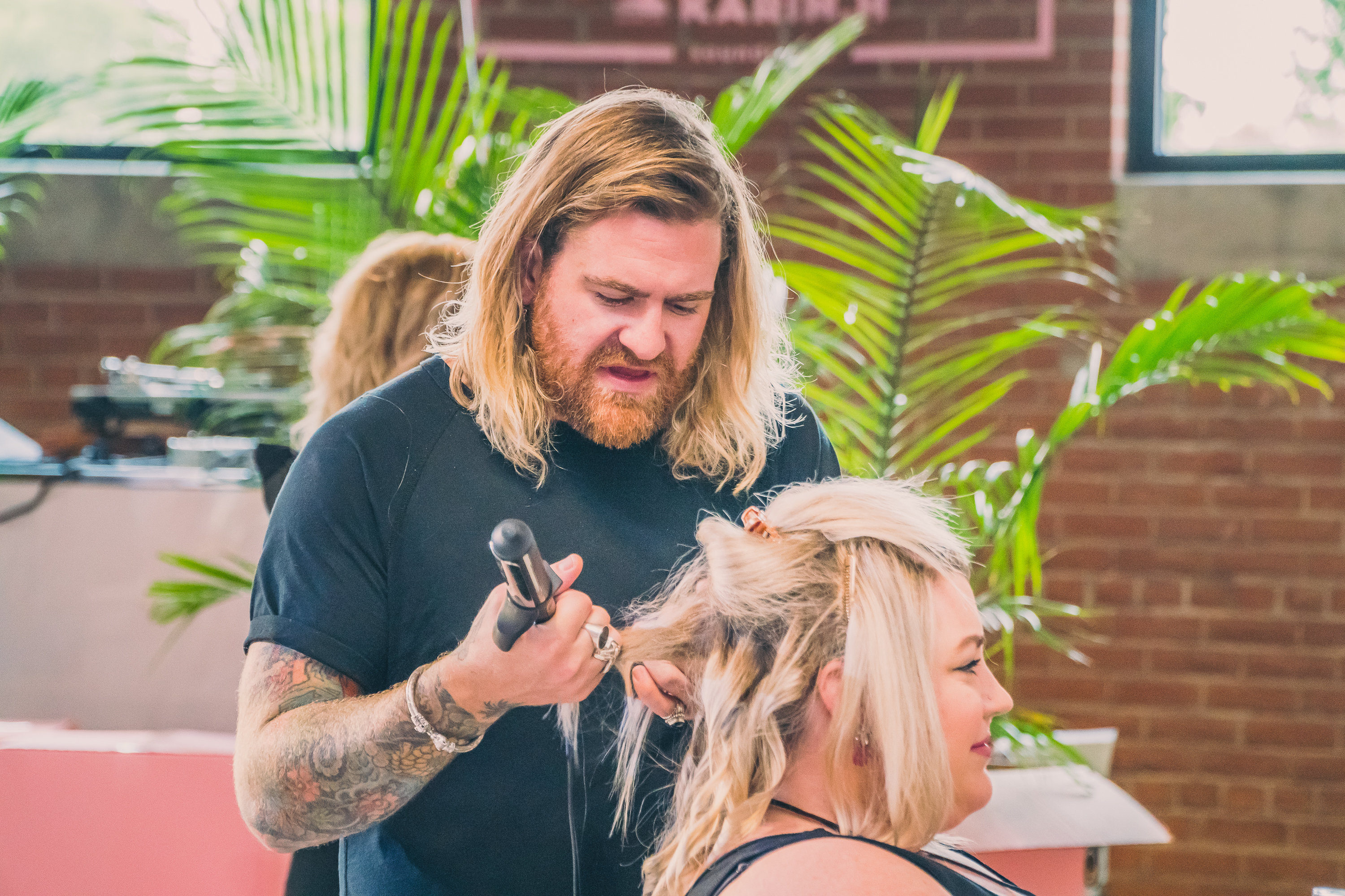 L'Oreal Hair Fashion Night Out 2018