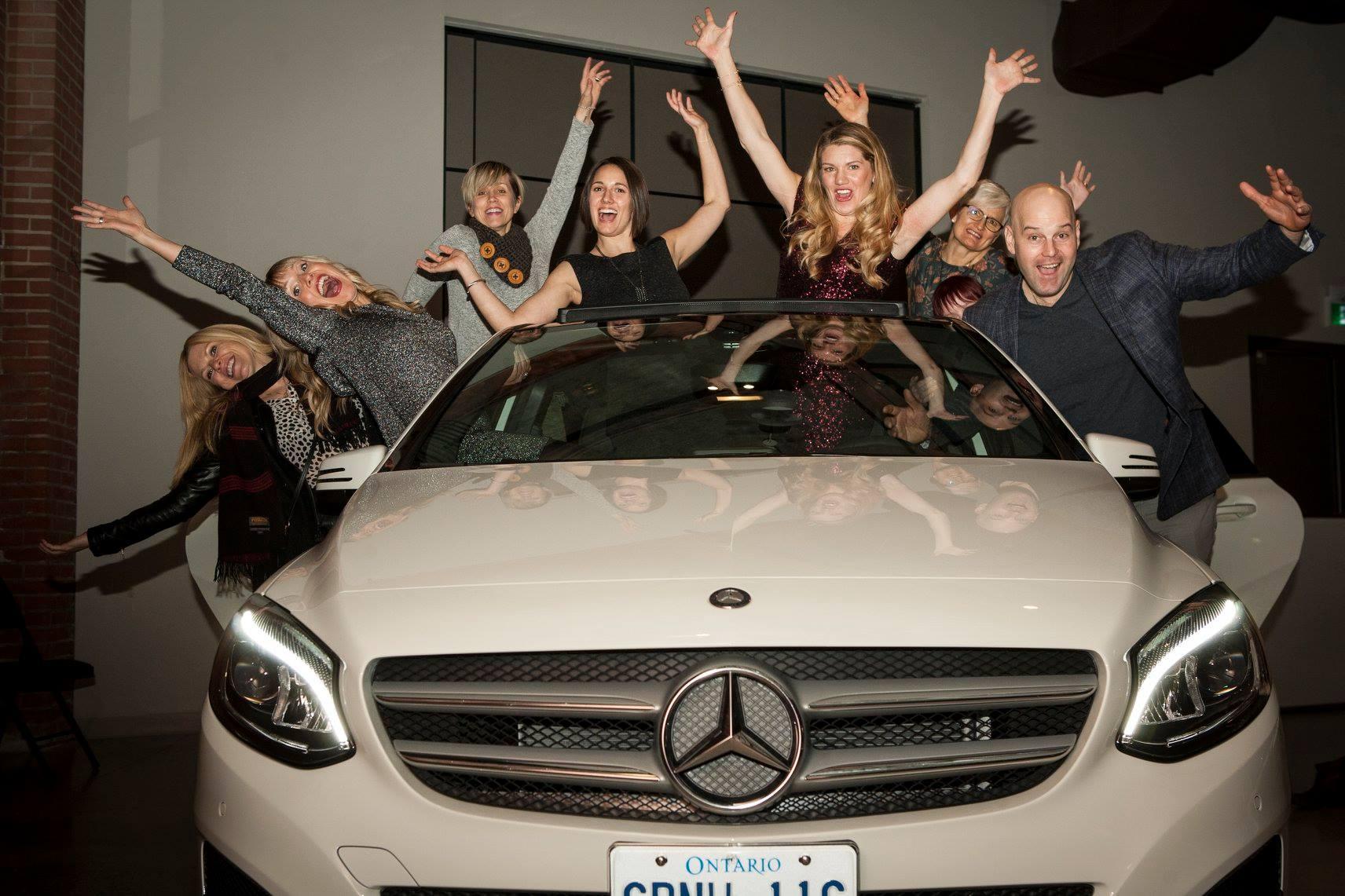 Arbonne Car Party