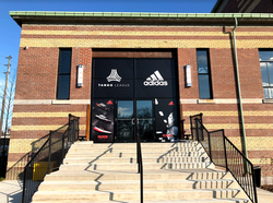 Adidas event at The Symes corporate