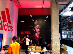 Adidas Event at The Symes