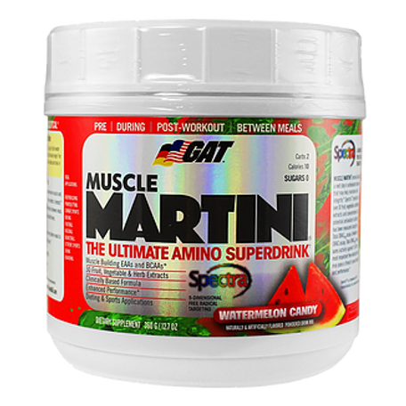 MUSCLE MARTINI 345 GRS