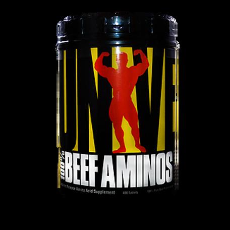 100% BEEF AMINO 400 TABS