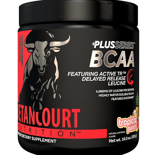 BCAAS PLUS    285 GMS