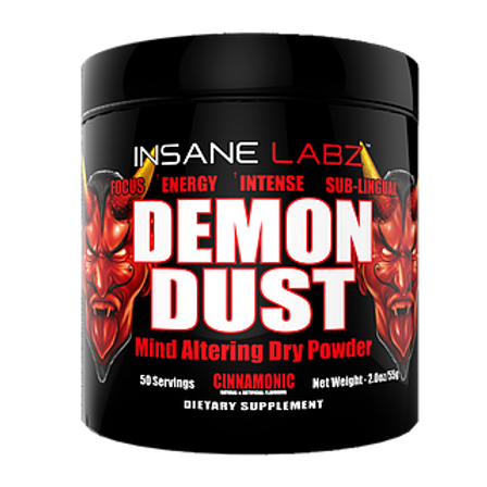 DEMON DUST	50 SERV