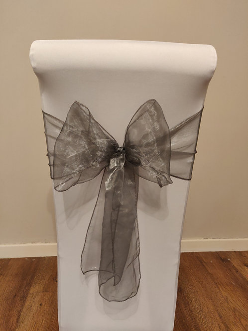 Chair Covers: Wedding Hire