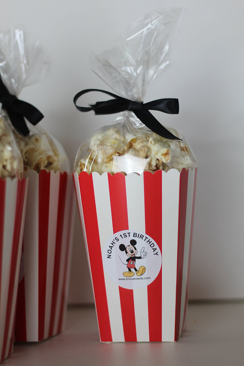 MICKEY MOUSE INSPIRED POPCORN
