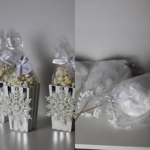 WHITE CHRISTMAS MOVIE BOX