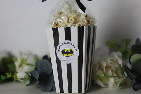 BATMAN INSPIRED TREAT BOX
